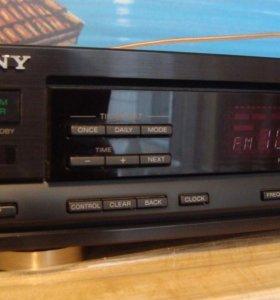 Sony ST-V702. Тюнер. В ремонт.
