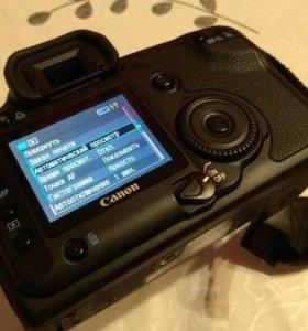 Canon 5D body (без объектива) в идеале