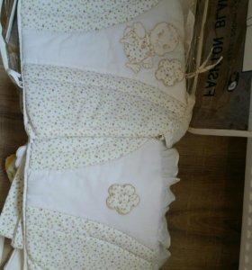 Комплект в кроватку1000