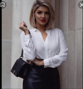 Модель на женскую стрижку