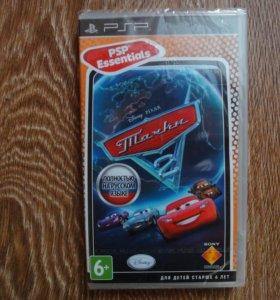 Новый Disney:Тачки 2 для PSP