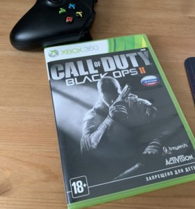 Call of duty: black ops 2 (Xbox one, 360) лицензи