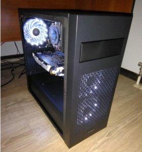 Intel Xeon E3-1230V2/8gb/ SSD/500gb/GTX 1060 6gb