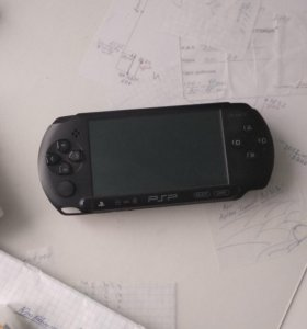 PSP (PlayStationPortable)E-1004