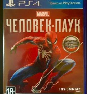 Spider Man PS4 (Человек-Паук)
