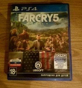 Диск для Ps4 Far Cry5