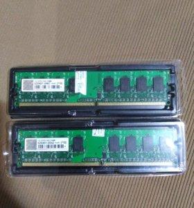 ОЗУ DDR 2 800 2 GB