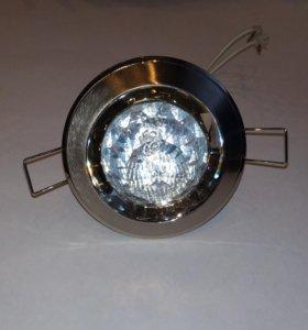 Светильник потолочный с лампой