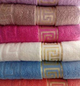 Банные полотенца 100% хлопок,Турция