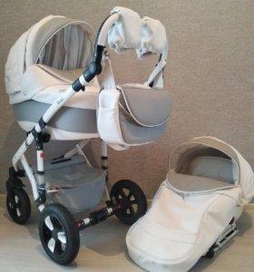 Детская коляска Bebe-mobile Toskana 2 в 1