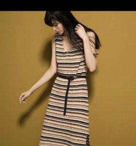 Платье оригинал Massimo Dutti