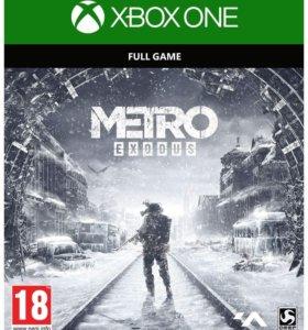 Цифровой код Metro Exodus