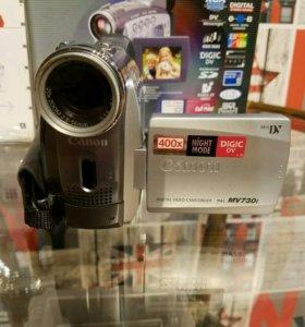Видеокамера Canon MV 730i новая