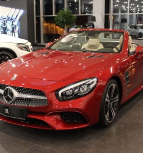 Mercedes-Benz SL-Класс, 2017