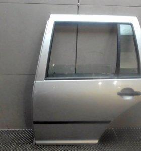 Дверь боковая левая задняя Volkswagen Golf 4 1997-2005