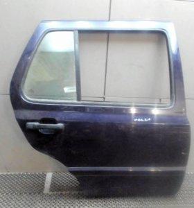 Дверь боковая правая задняя Volkswagen Golf 3 1991-1997