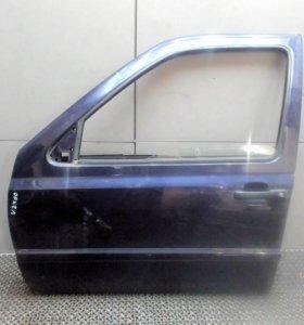 Стеклоподъемник механический левый передний Volkswagen Golf 3 1991-1997