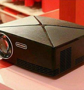 Новый Проектор AUN C80 HD