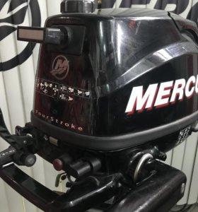 Лодочный мотор Mercury f5ML Sail