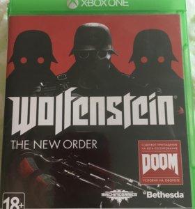 Диски к игровой консоли Xbox one
