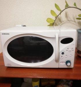 Микроволновая печь Samsung. Привезу
