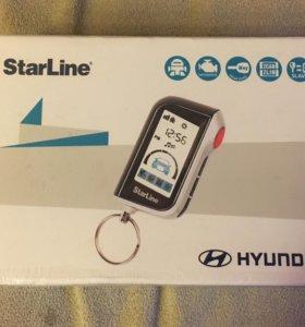 Сигнализация Starline A36CAN-LIN с автозапуском