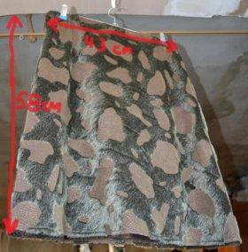 Майка, жилет, топ, юбка 46-48 размер