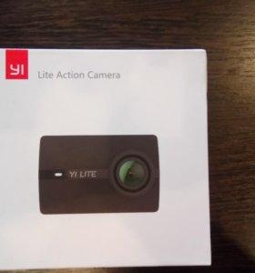 Экшн камера YI Lite