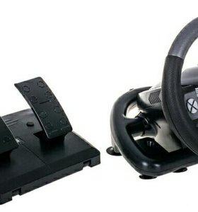 Игровой Руль Defender Forsage GTR for PC