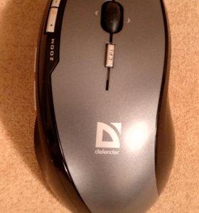 Беспроводная мышь Defender