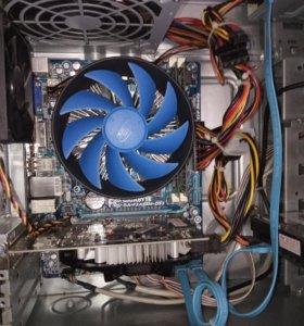 X4 750K / 6 Gb / GTX 650 2Gb/ HDD 1000 / 400W