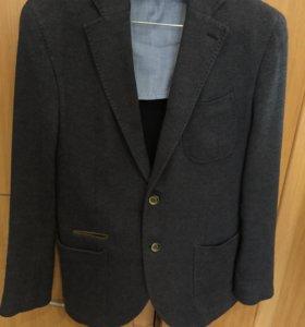 Пиджак мужской 46-48. Massimo Dutti, Matinique