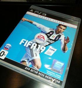 FIFA19 на PS3