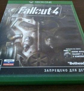 Продам Fallout 4 для Xbox One