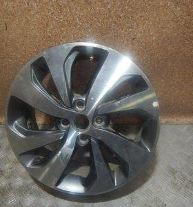 Диск колесный литой, Диски-R16 4Х100