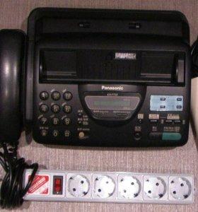Телефон-факс Panasonic KX-FT22
