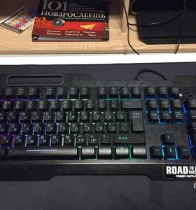 Игровая клавиатура QCYBER HROM