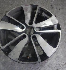 Диск колесный литой, Диски-R16 5Х114, 3