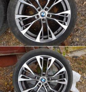 Диски BMW M Performance стиль 375 (x5 x6)