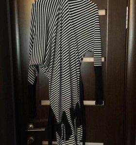 Платье вискоза (Турция) 46 - 48 размер.