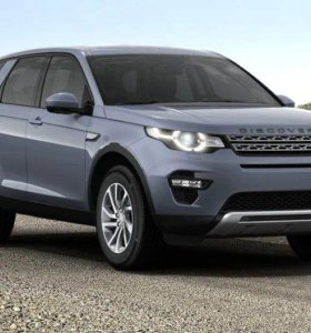 Land Rover Discovery Sport, 2019