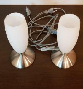 Лампы настольные (прикроватные)
