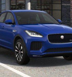 Jaguar E-Pace, 2019