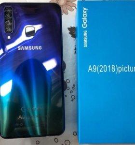 навый телефон Samsung Galaxy A9, Самсунг галакси А