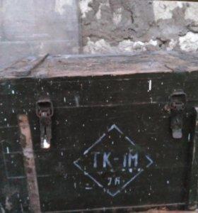 Термоизоляционный контейнер ТК-1М