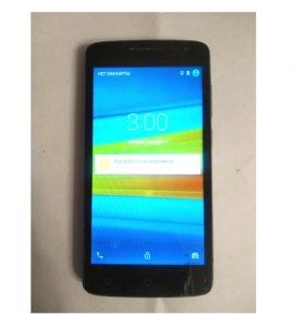 Смартфон DEXP Ixion ML150 Amper M битый экран