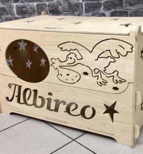 Родильный домик для кошек №2