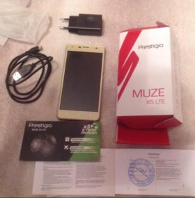 Muze X5 LTE