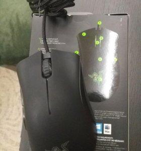 Игровая мышь Razer Deathadder Chroma 10000 dpi