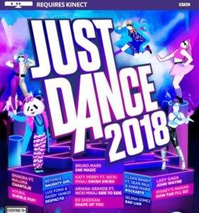 Just Dance 2018 для XBOX 360